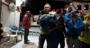 مأساة اللاجئين في بحر إيجه