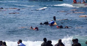 مقتل لاجئين بينهم أطفال قرب سواحل اليونان