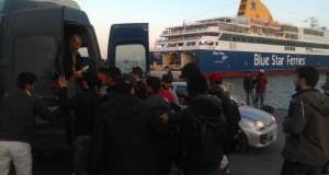 اشتباكات الاجئين